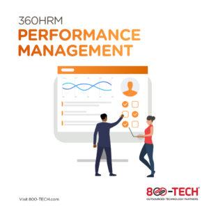 Performance Management - hybrid teams utilizing 360HRM