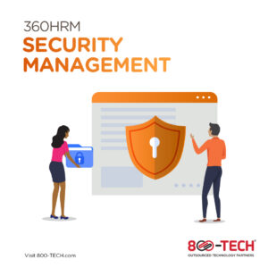 Security Module - hybrid teams utilizing 360HRM