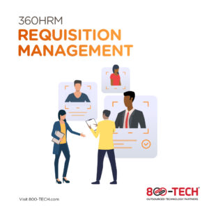 Efficiency  and Productivity Through The Requisition Management Module 360HRM