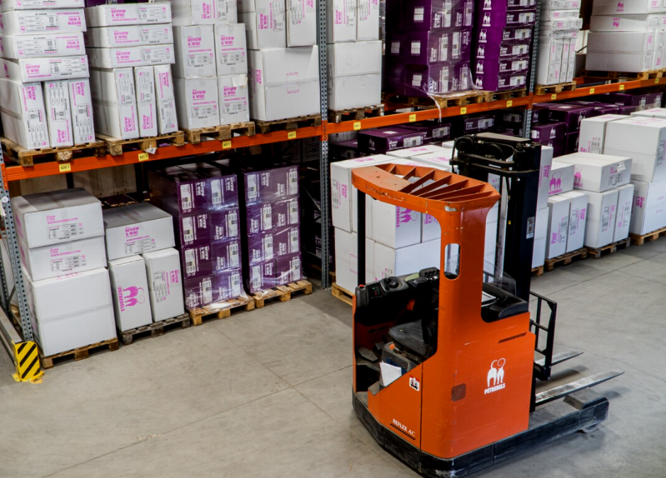 Managing your inventory is now hassle-free